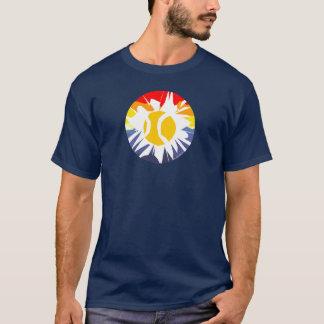 Camiseta del tenis del Grand Slam para los hombres