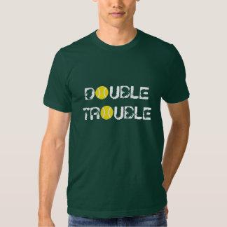 Camiseta del tenis para el engranaje del equipo de playera