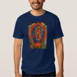 Camiseta del tibetano de Vajrayogini de la tela de Polera