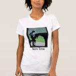 Camiseta del Tiempo del granero