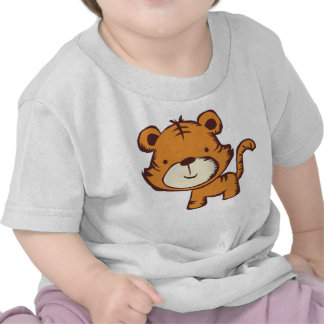 Camiseta del tigre de Lil
