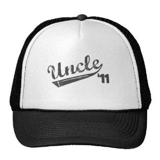 Camiseta del tío '11 gorras