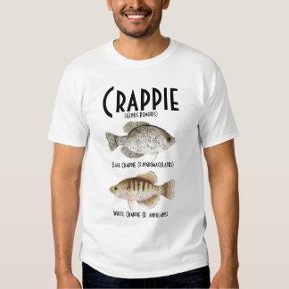 Camiseta del tipo de pez remeras