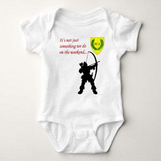Camiseta del tiro al arco