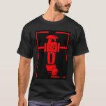Camiseta del tornado de FoosBall