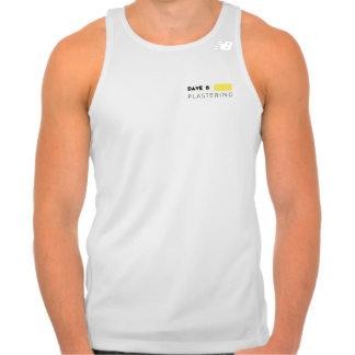 Camiseta del trabajo del comerciante camisas