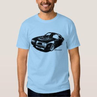 Camiseta del transporte remeras