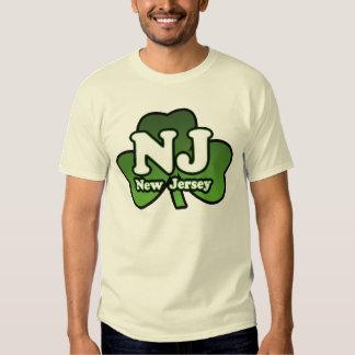 Camiseta del trébol de NJ Polera