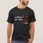 Camiseta del tributo de Christopher Hitchens