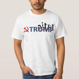 Camiseta del triunfo del traidor