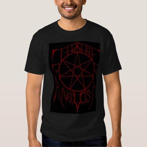 Camiseta del trono remera