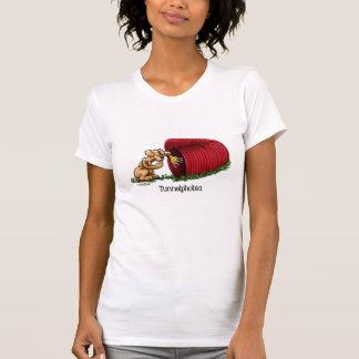 Camiseta del túnel de la agilidad del perro