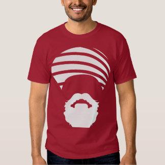 Camiseta del turbante - rojo polera
