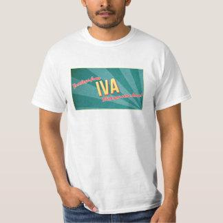 Camiseta del turismo de Iva Playeras