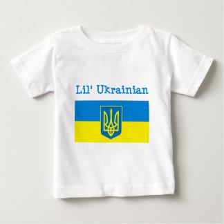 Camiseta del ucraniano de Lil