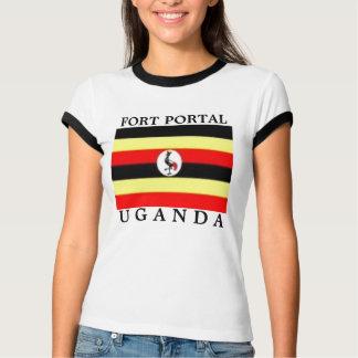 Camiseta del Ugandan Polera