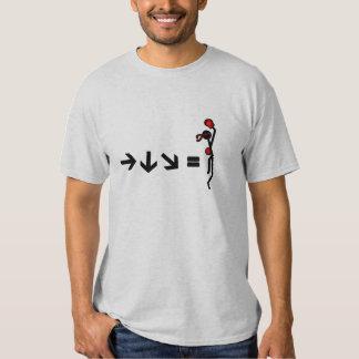 Camiseta del UPPERCUT Poleras