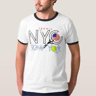 Camiseta del US Open del tenis de NYC