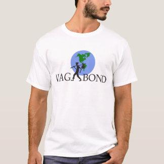 Camiseta del vagabundo