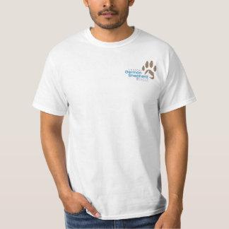 Camiseta del valor - Coastal GSR Playeras