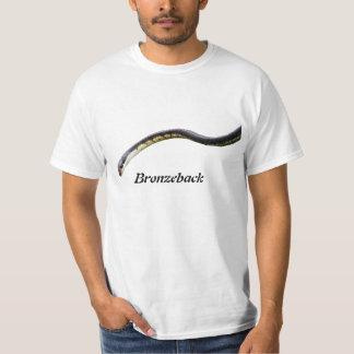 Camiseta del valor de Bronzeback