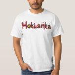 Camiseta del valor de Hotlanta 2 Poleras