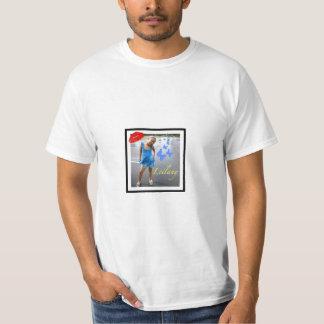 Camiseta del valor de la causa de Leilany Poleras