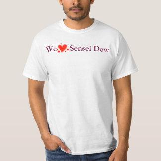 """Camiseta del """"VALOR"""" de las señoras y de los Poleras"""