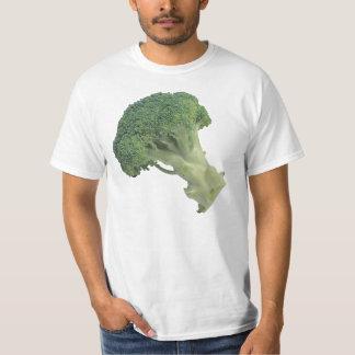 Camiseta del valor del bróculi playeras