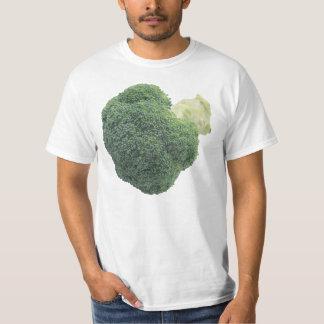 Camiseta del valor del bróculi remeras