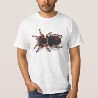 Camiseta del valor del Tarantula Remeras