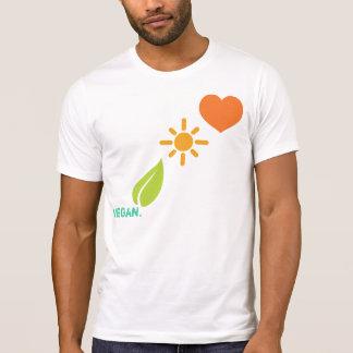 Camiseta del vegano de HHL - camiseta destruida Remera