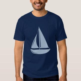 Camiseta del velero camisas