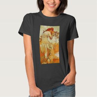Camiseta del verano de Alfonso Mucha Camisas