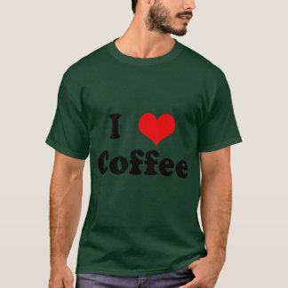 Camiseta del verde caqui