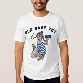 Camiseta del veterinario de Old Navy Remeras