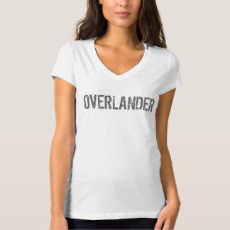 Camiseta del viajero de Overlander Poleras
