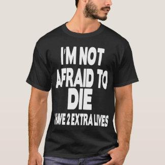 Camiseta del videojugador