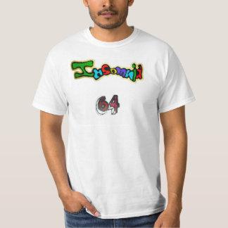 Camiseta del videojugador del insomnio 64