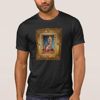 Camiseta del vintage de la reina Hannah Poleras