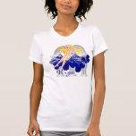 Camiseta del virgo del zodiaco