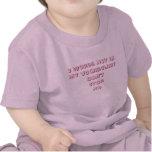 Camiseta del vocabulario