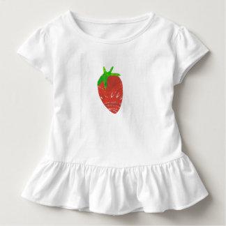 Camiseta del volante del niño del chica de la remeras