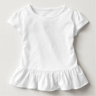 Camiseta del volante del niño remeras