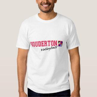 Camiseta del voleibol de Souderton Playera
