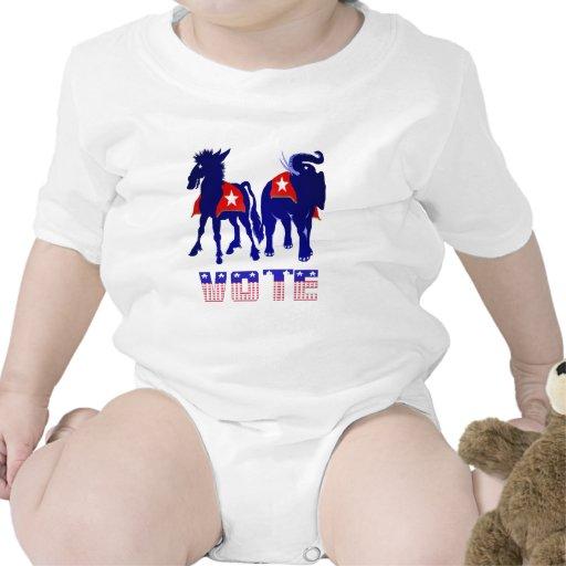 Camiseta del voto