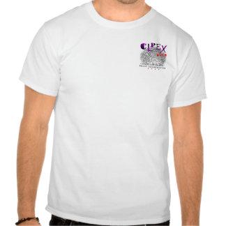 Camiseta del Web site de 2004 CLPEX