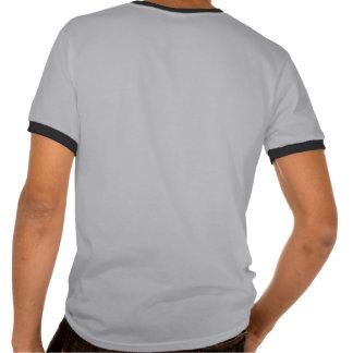 Camiseta delantera y trasera de la definición de I