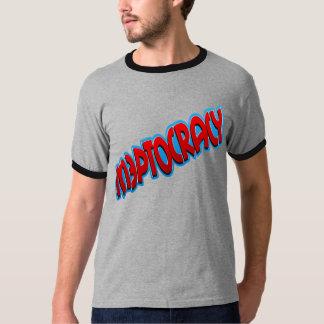 Camiseta delantera y trasera de la definición de remera