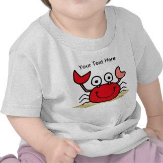 Camiseta demasiado linda del personalizado del can